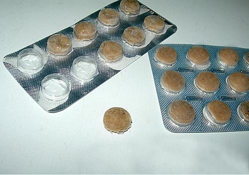 Los medios públicos del tratamiento de los parásitos en el organismo